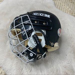 Hockey Helmet Adult S JIFA face Wire mask CCM
